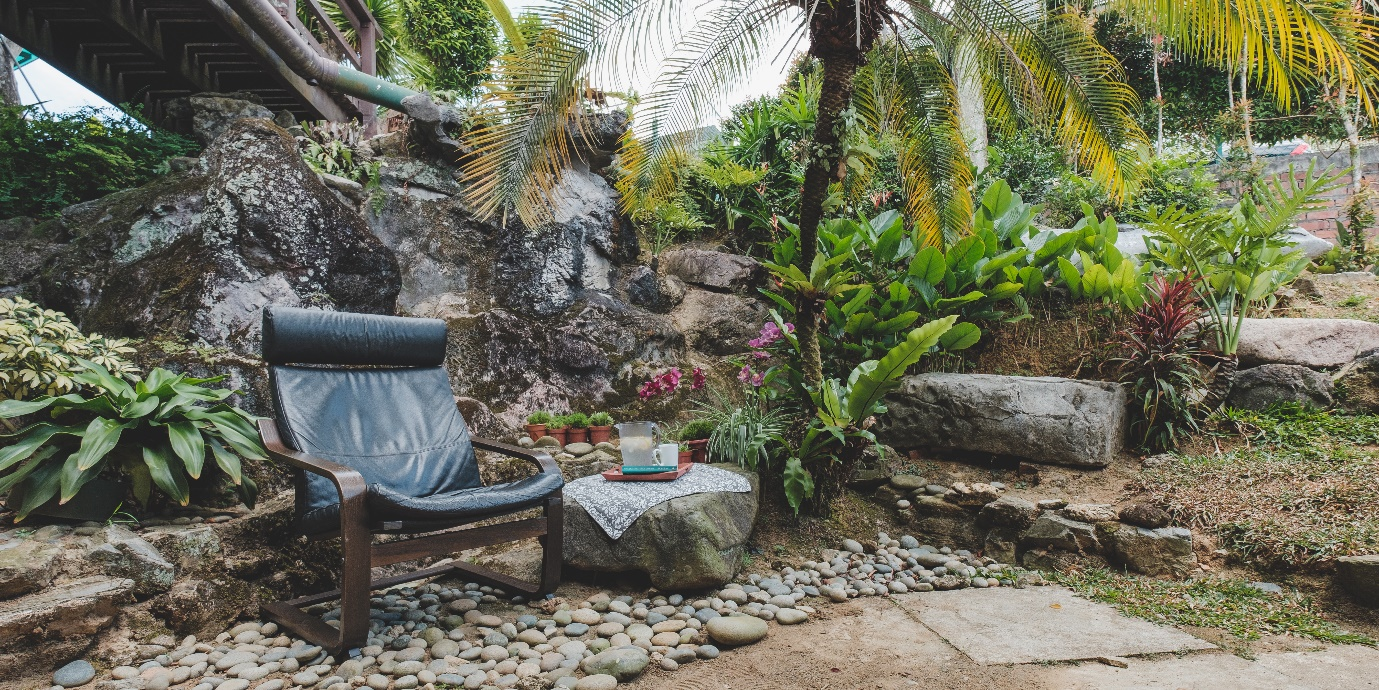 3House Homestay Garden
